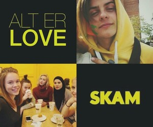 skam and skamfamily image