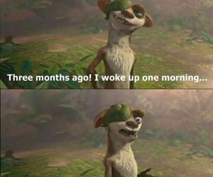 funny, ice age, and lol image
