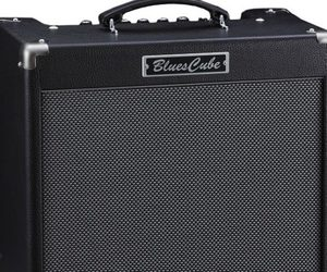 amps and guitar amps. image