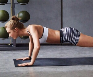 abs, adidas, and fitness image