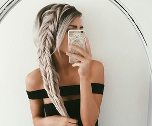 girl, moda, and tumblr image