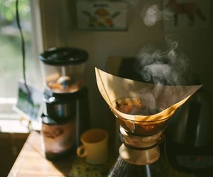 coffee, home, and kettle image