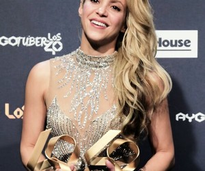 shakira, smile, and my queen image
