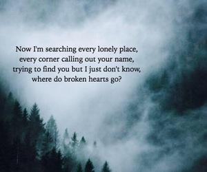 where do broken hearts go image