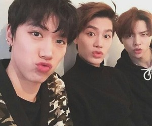 nct, johnny, and ten image
