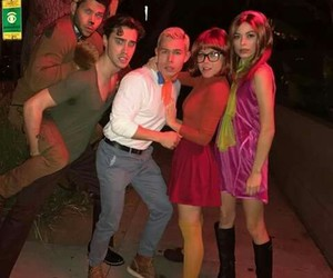 costumes, Halloween, and goals squad image