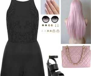 dresses, Polyvore, and outfit image