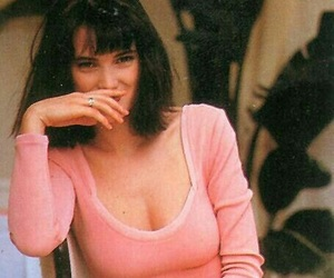 winona ryder, pink, and 80s image
