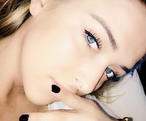 beauty, cute, and eyes goals image