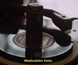 music and medication image