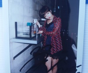 polaroid, twice, and jungyeon image