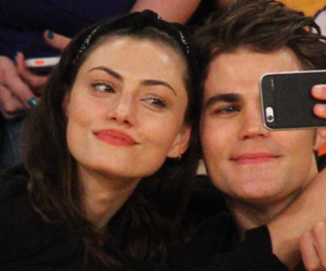 actress, boy, and the vampire diaries image