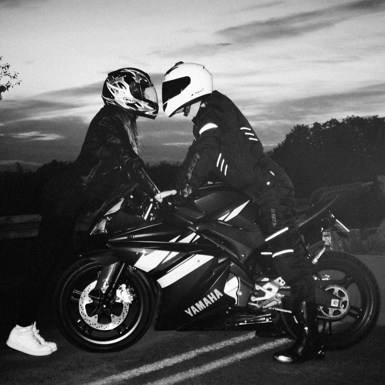 93 Images About Motorcycle Couples On We Heart It See More About Love Couple And Motorcycle