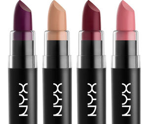 NYX and rouge a lèvres matte image