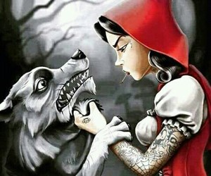 wolf and disney image