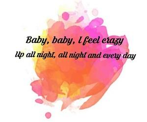 Lyrics, pink, and sayings image