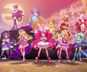 precure, go princess precure, and mahou tsukai precure image