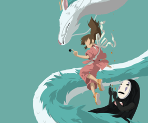 anime and spirited away image
