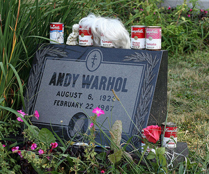 andy warhol, campbell's, and tumb image
