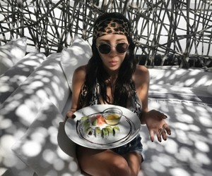 Cabo, travel blogger, and food porn image