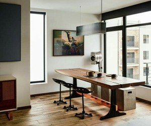 apartment, art, and classy image