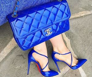 glam, shoes, and luxury image