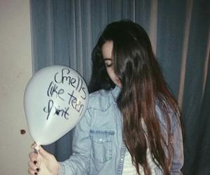grunge, girl, and nirvana image