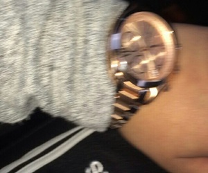watch, adidas, and blurry image