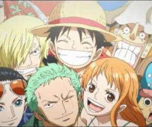 one piece, brook, and chopper image