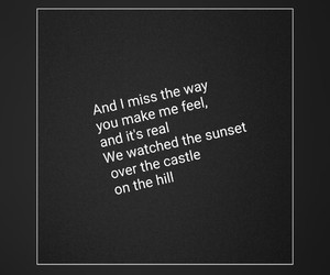 Lyrics, miss you, and quotes image