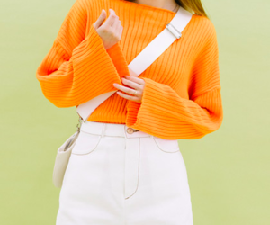 bright, fashion, and bell sleeve image