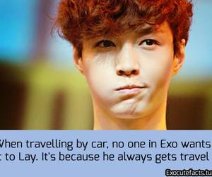 lay, exo facts, and facts image