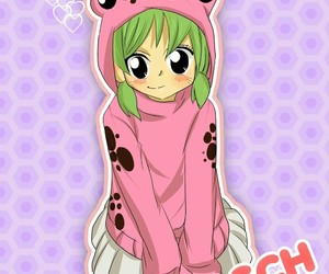frosch, fairy tail, and human+form image