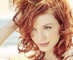 redhead, hair, and red hair image