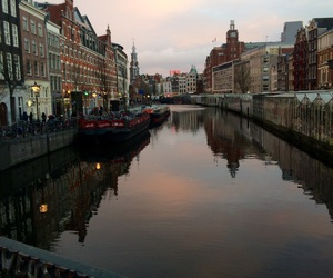amsterdam, heart, and love image