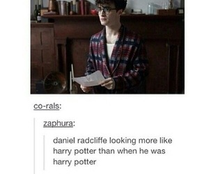 harry potter, book, and tumblr image