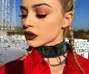 makeup and kristen hancher image