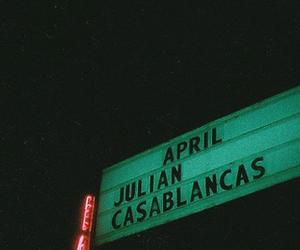 header, julian casablancas, and the strokes image