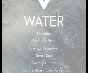 elements, scorpio, and water image