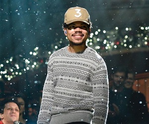 smile and chance the rapper image