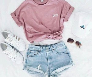 adidas and cute image