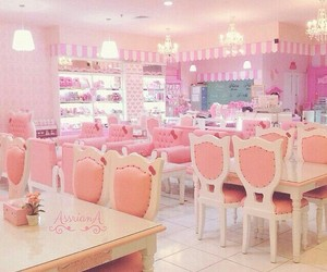 pink and pastel image