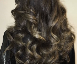 goals, hair, and waves image