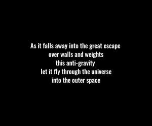 black&white, Lyrics, and music image