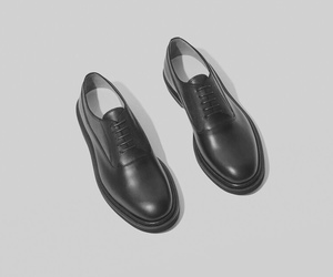 black, shoes, and grey image