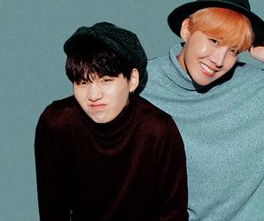 kpop, yoongi, and yoonseok image