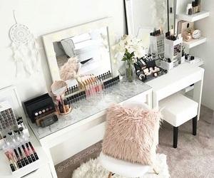 makeup, home, and room image