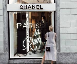 chanel, fashion, and paris image