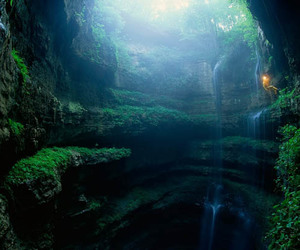 cave and nature image