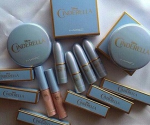 cinderella, mac, and makeup image